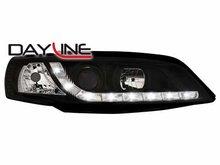 Faros delanteros luz diurna DAYLINE para Opel Vectra B 96-99 ne