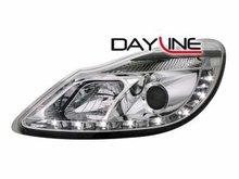 Faros delanteros luz diurna DAYLINE para Opel Corsa D 06+