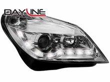 Faros delanteros luz diurna DAYLINE para Opel Astra H 04-07