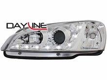 Faros delanteros luz diurna DAYLINE para Peugeot 106 96-99