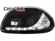 Faros delanteros luz diurna DAYLINE para Renault Clio II 98-01