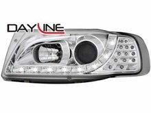 Faros delanteros luz diurna DAYLINE para Seat Ibiza 6K 93-00