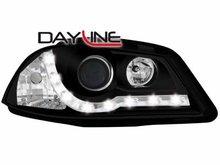Faros delanteros luz diurna DAYLINE para Seat Ibiza 6L 03-08 ne