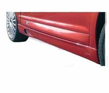 Faldones laterales taloneras para Citroen C4 kit Abbees Design