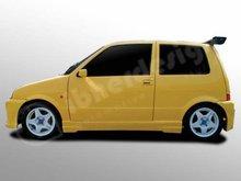 Taloneras laterales Ibherdesign Fiat Cinquecento Savage