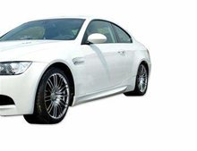 Taloneras laterales para BMW E92 Serie 3 coupe Look kit M3